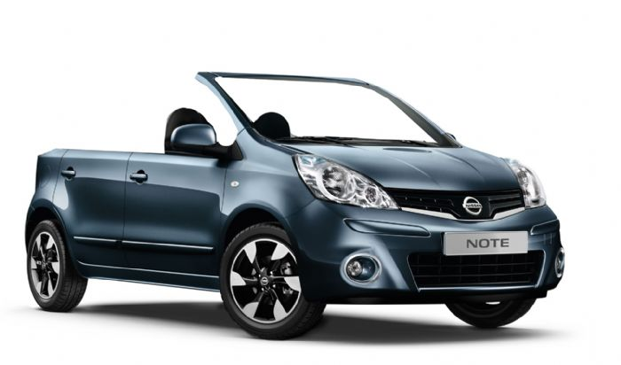 nissan note cabrio nissan note owners forum page 1. Black Bedroom Furniture Sets. Home Design Ideas