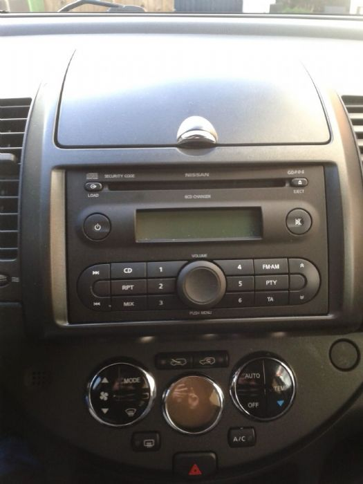 Nissan Note Owners Forum View Single Post How To