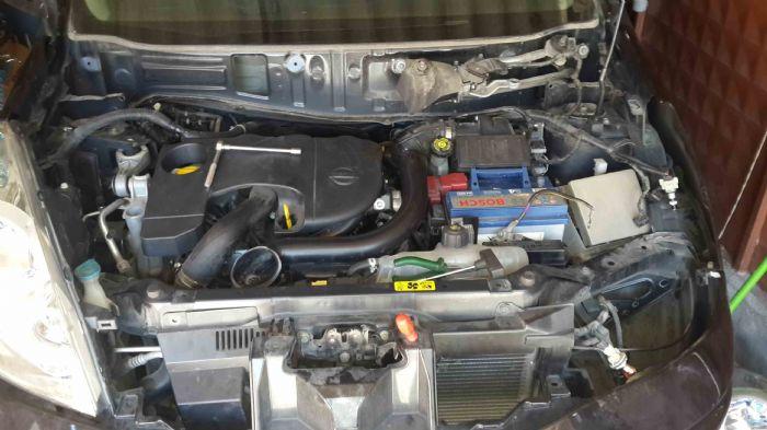 1.5 dci 2010 e11 k9k under-hood fuse box - Nissan Note ...