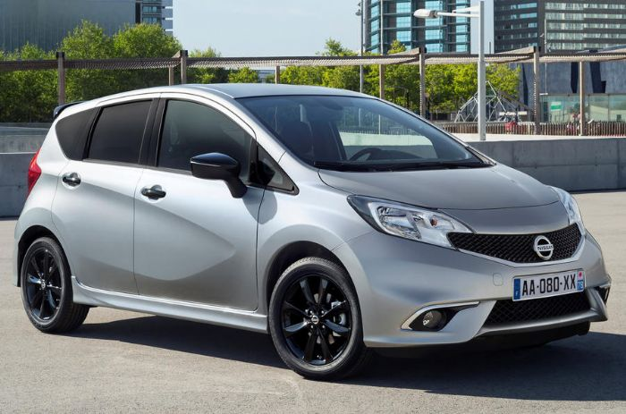Nissan Note Black Edition Nissan Note Owners Forum